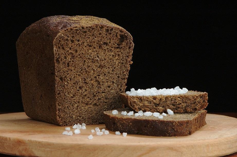 Хлеб с солью