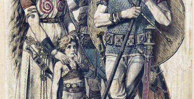 древние германцы