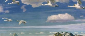 Рылов А. А. В голубом просторе (1918)